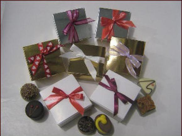 Corporate Chocolates 4 Pack image